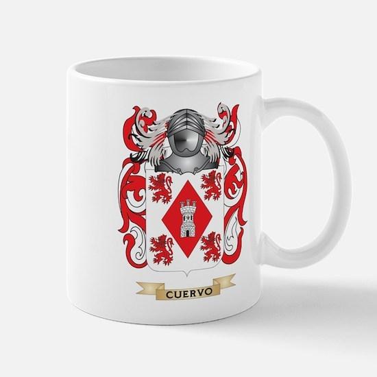 Cuervo Coat of Arms Mug
