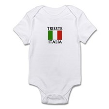 Trieste, Italia Infant Bodysuit