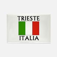 Trieste, Italia Rectangle Magnet