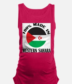 Made In Western Sahara Maternity Tank Top