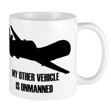 my other vehicle is unmanned Mug
