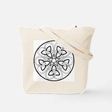 Celtic Heart Pentacle2 Tote Bag