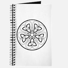 Celtic Heart Pentacle2 Journal