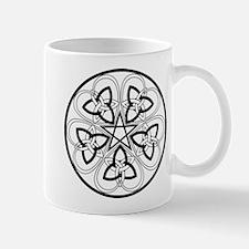 Celtic Heart Pentacle2 Mug