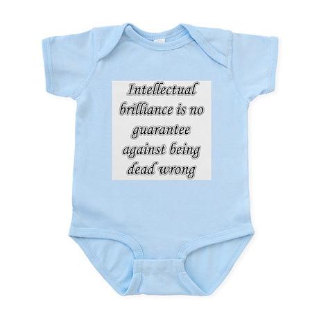 Dead Wrong Infant Bodysuit