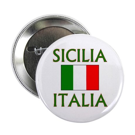 "Sicilia, Italia 2.25"" Button (100 pack)"