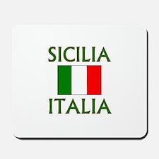 Sicilia, Italia Mousepad