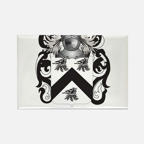 Cumberland Coat of Arms Rectangle Magnet