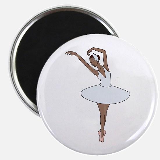 Ballet Dancing Magnet