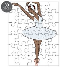 Ballet Dancing Puzzle