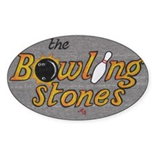 The Bowling Stones Decal