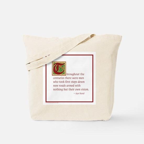 Unique Ayn rand Tote Bag