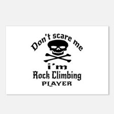 Do Not Scare Me I Am Rock Postcards (Package of 8)