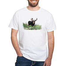 Moose Eating Flowers Shirt