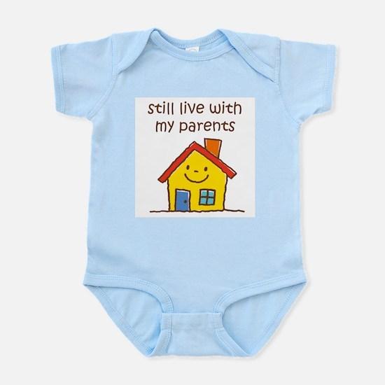 Still Live with Parents Body Suit