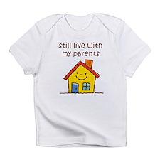 Still Live with Parents Infant T-Shirt