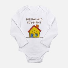 Still Live with Parents Body Suit