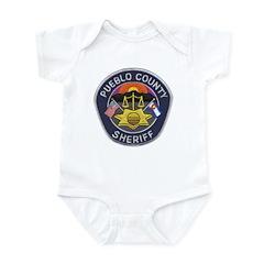 Pueblo Sheriff Infant Bodysuit