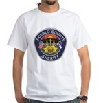 Pueblo Sheriff White T-Shirt