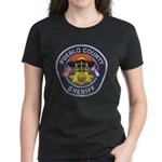Pueblo Sheriff Women's Dark T-Shirt