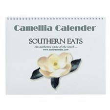 2011 Camellia Wall Calendar