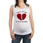 Heart In Alabama Maternity Tank Top