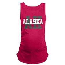 AK Alaska Maternity Tank Top