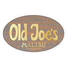 Old Joe's Oval Decal