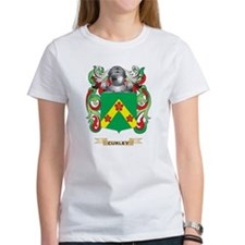 Curley Coat of Arms T-Shirt