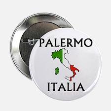 """Palermo, Italia 2.25"""" Button (100 pack)"""