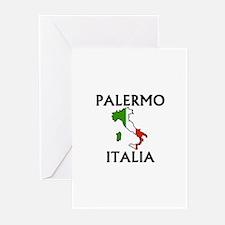 Palermo, Italia Greeting Cards (Pk of 10)