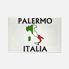 Palermo, Italia Rectangle Magnet
