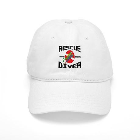 Rescue SCUBA Diver Cap