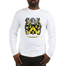 Curry Coat of Arms Long Sleeve T-Shirt