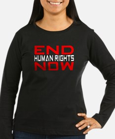 End Human Rights T-Shirt