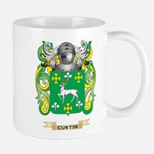 Curtin Coat of Arms Small Mugs