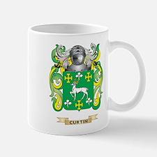 Curtin Coat of Arms Small Small Mug