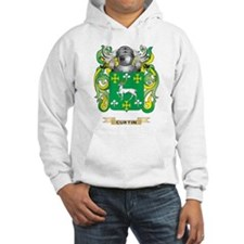 Curtin Coat of Arms Hoodie