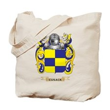 Cusack Coat of Arms Tote Bag