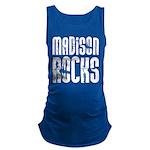 Madison Rocks Maternity Tank Top
