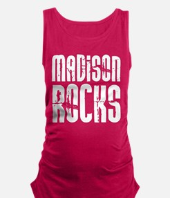 Madison Rocks Maternity Tank Top