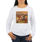 Hudson 8 Women's Long Sleeve T-Shirt