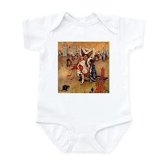 Hudson 8 Infant Bodysuit
