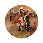 Hudson 8 Ornament (Round)