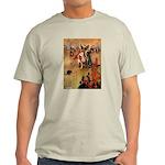 Hudson 8 Ash Grey T-Shirt