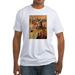 Hudson 8 Fitted T-Shirt