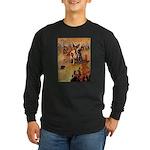 Hudson 8 Long Sleeve Dark T-Shirt