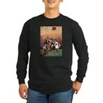 Hudson 7 Long Sleeve Dark T-Shirt