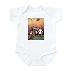 Hudson 7 Infant Bodysuit