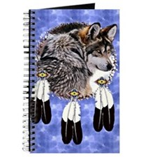 Eagle Feathers Wolf Journal